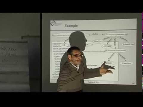 R1T2 - 5.1 .P1 - Resource Description Framework - Prof. Mustafa Jarrar TV1