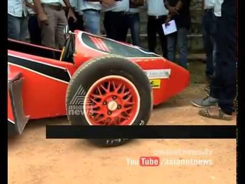 """Formula Three  Raising car  """"Made in Kannur """""""