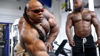 Mike Rashid, Kai Greene, Ulisses - Triceps, Biceps, Chest & Delts.mp4
