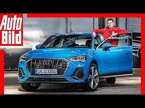audi q3 2018 sitzprobe vorstellung details youtube. Black Bedroom Furniture Sets. Home Design Ideas