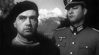 """""""Вдали от Родины"""" фильм, 1960, Лейтенант Гончаренко под именем   фон Гольдринга заброшен в  Германию"""
