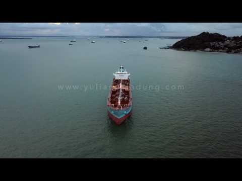AERIAL FOOTAGE - OFFSHORE #5