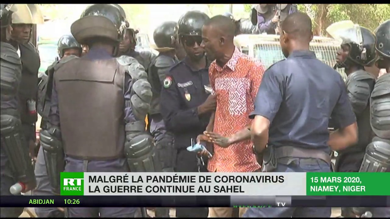Malgré la pandémie de coronavirus, la guerre continue au Sahel
