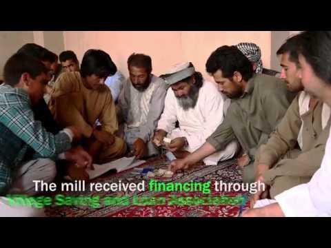 Building Stronger Rural Communities in Afghanistan