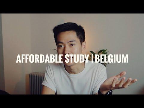 Mình chọn du học Bỉ vì học phí quá thấp