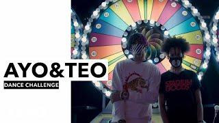 Ayo & Teo - Ayo & Teo Dance Challenge