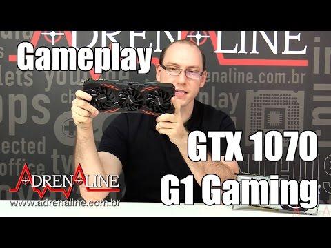 Gigabyte GTX 1070 G1 Gaming encara a resolução 2,5K e 4K: veja a performance em diversos games