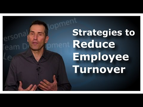 how to reduce employee turnover with 5 ways to manage high turnover talented employees who stayed put during the challenging economy will be more likely you can reduce turnover.
