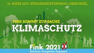 Fink kommt zur Sache: Klimaschutz