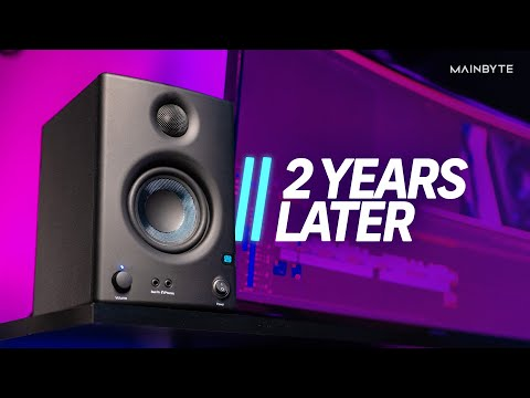 MUST Have Speakers - 2 Years with the Presonus Eris E3.5's