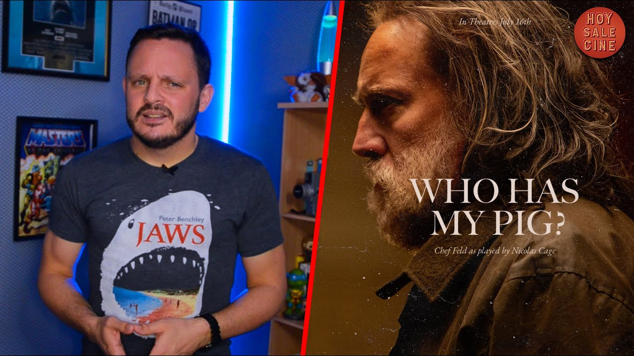 Download PIG - Review   Nicolas Cage y su cerdo   #HoySaleCine con Ale Turdó