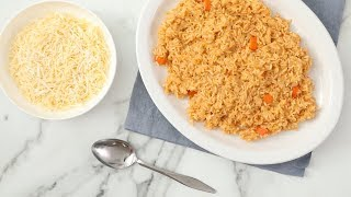 Spanish Rice- Martha Stewart