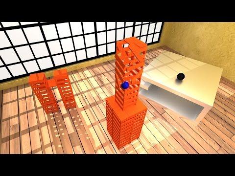 Block Destruction - 3d Android Game