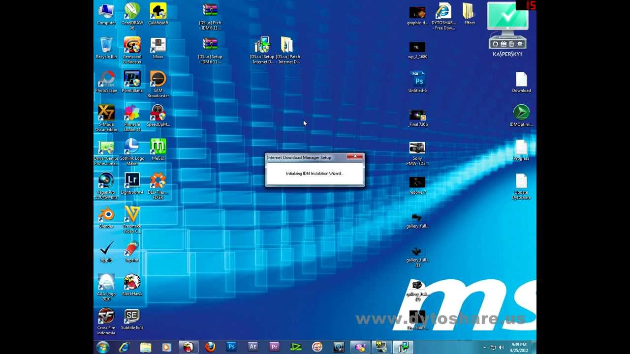 Idm 6.11 final build 5 preactivated version  jay s dmr