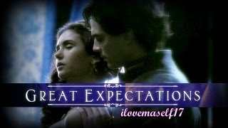 Great Expectations♡(The Vampire Diaries style)