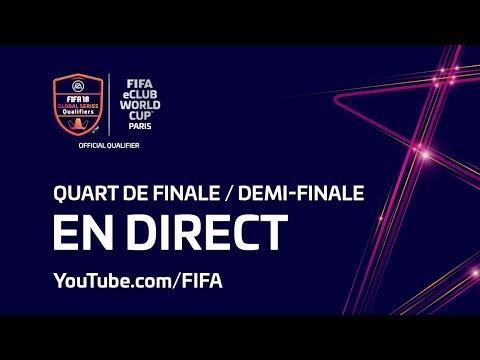 FIFA eClub World Cup™ - quart de finale / demi-finale