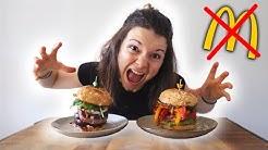 ARRÊTEZ LE MCDO ! (Ma recette Burger Healthy Maison !)