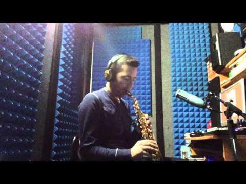 """MILES DAVIS"" All blues Sax Pietro riccardi"