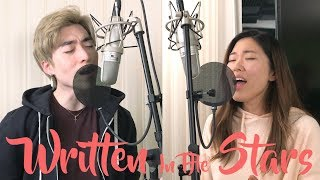 Скачать Written In The Stars STATION X 0 Cover By You Ll Ft Jinnie
