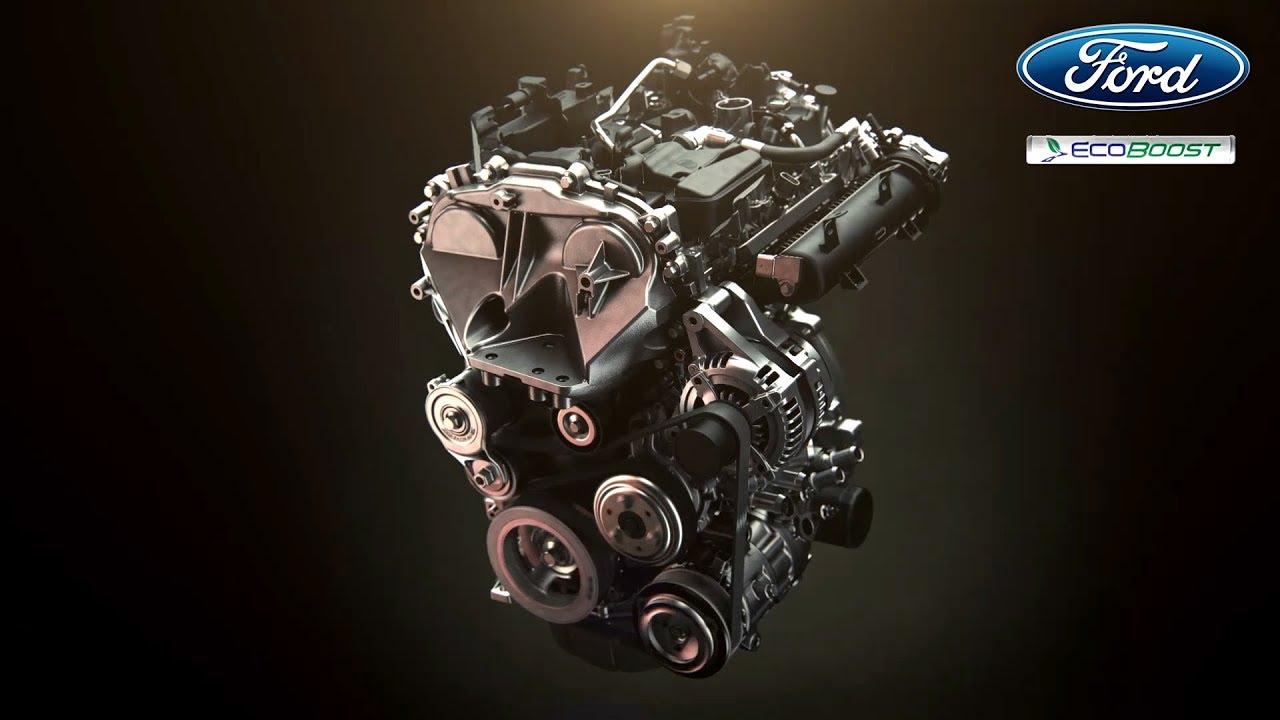 ford ecoboost 1 5 litre turbo petrol 3 cylinder 2018 fiesta st  [ 1280 x 720 Pixel ]