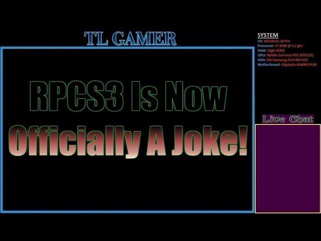 rpcs3 video, rpcs3 clip