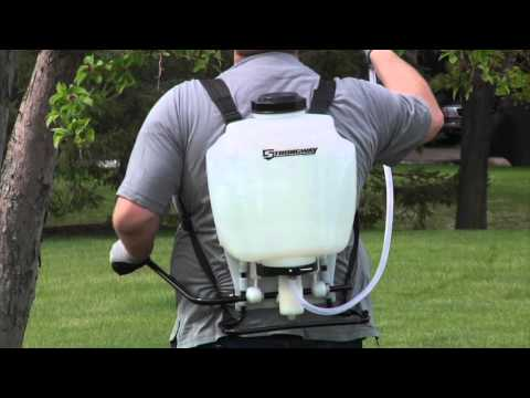 strongway-backpack-sprayer-pro---4-gallon-capacity,-90-psi,-model#-61800