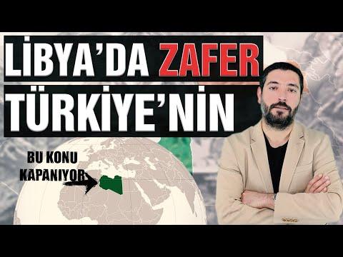 Libya'da Her Şey İstediğimiz Gibi Gitmeye Başladı - Libya Son Durum 2020