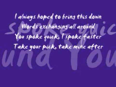 Deathbed~There For Tomorrow (Lyrics)