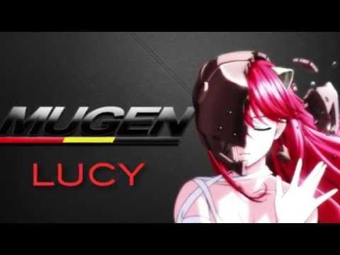 Mugen Character Trailer: Lucy (Elfen Lied)