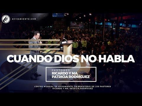 #43 Cuando Dios no habla - Pastor Ricardo Rodríguez