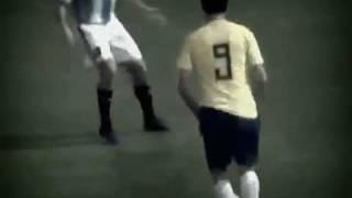 brasil 0 x 0 argentina leandro damio da uma lambreta em argentino 17 09 2011