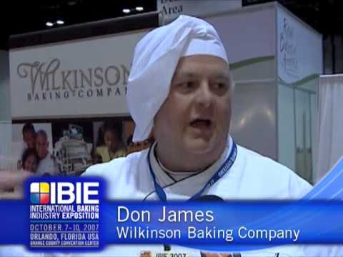 International Baking Industry Exposition (IBIE) 2007 Event Coverage