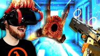 half-Life: Alyx Gameplay Full Walkthrough & Ending (Original Livestream)