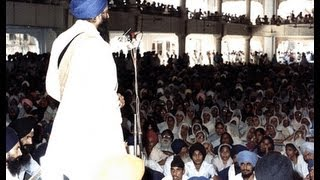 Sant Jarnail Singh Ji Full Song - Immortal Productions