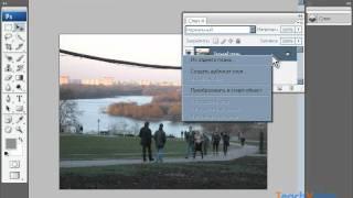 Увеличение резкости в PhotoShop