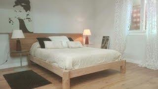 Cómo hacer una cama desmontable - Bricomanía
