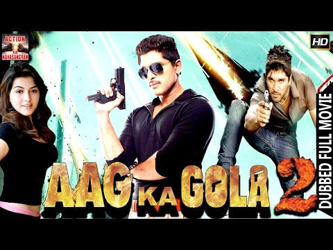 Aag Ka Gola 2 l 2016 l South Indian Movie...