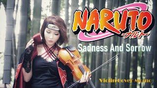 Sadness and Sorrow - Naruto  (Violin Cover by Momo) バイオリン|小提琴 ナルト