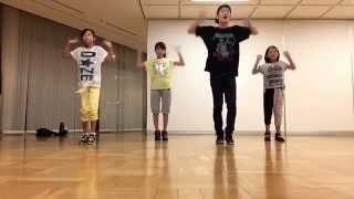 0807 GENIE LESSON 初級LOCK – CHIC feat Nile Rodgers