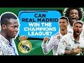Can Real Madrid win the Champions League?⚽ (Nigerian Street Interview) | Legit TV