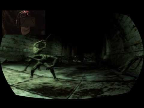 THE STATUES! - Doorways w/ Oculus Rift DK1