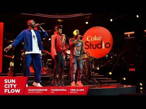 Yemi Alade, Youssoupha And Mashayabhuqe: Sun City Flow Remix - Coke Studio Africa
