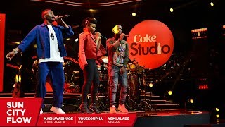 Yemi Alade Youssoupha and Mashayabhuqe Sun City Flow Remix - Coke Studio Africa