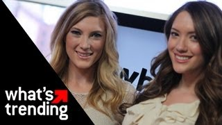 Elle and Blair on Spring Fashions, Moving, New Wild Wild Bliss iPhone Cases and More!