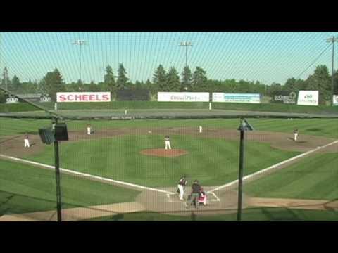 Sauk Centre baseball vs Milaca