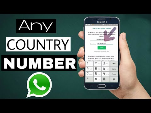 Register Whatsapp with Fake Different Country Number in 2020 using Wabi App