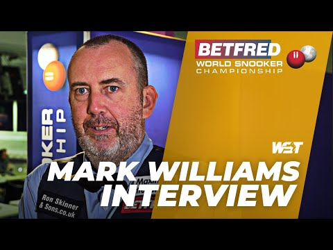 Mark WILLIAMS Shines In Second Round Higgins Test | 2021  World Championship