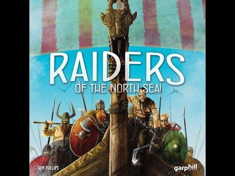 Raiders of the north sea live