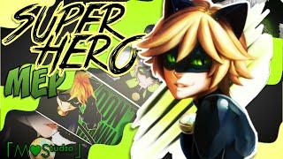 「M♥Sᵗᵘᵈᶦᵒ」SUPERHERO | Chat Noir MEP
