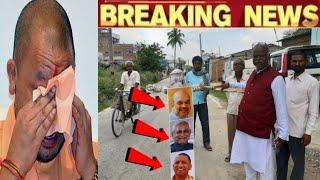 Viral video Uttar Pradesh | yogi Adityanath | Uttar Pradesh public | boycott BJP modi